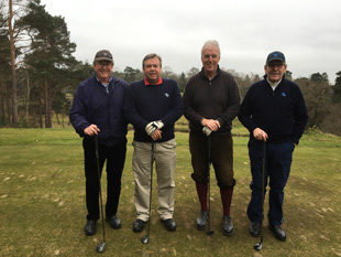 St Georges Hill Charity Golf Day